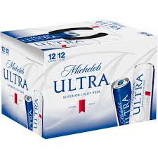 Michelob Ultra - 12 pk- cans