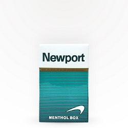 Newport Box - Menthol - Beernow.us - Ross Beverage