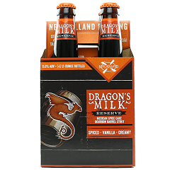 New Holland - Dragons Milk - 4pk - Beernow.us - Ross Beverage