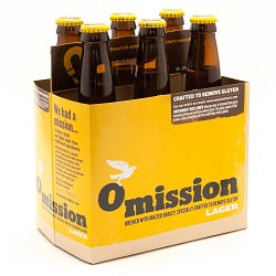 O'Mission Lager 6pk - Beernow.us - Ross Beverage