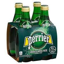 Perrier Sparkling Water - 4 pk