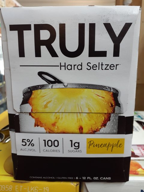 Truly - Pineapple 6-pk - Beernow.us - Ross Beverage