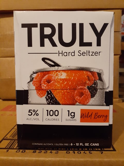 Truly - Wild Berry 6-pk - Beernow.us - Ross Beverage