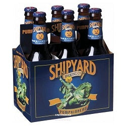 Shipyard Pumpkin Head 6pk - Beernow.us - Ross Beverage