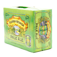Sierra Nevada Pale Ale - 18 pk 16 oz Can - Beernow.us - Ross Beverage