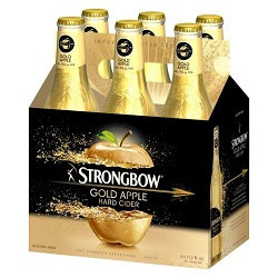Strongbow Gold - 6pk - Beernow.us - Ross Beverage