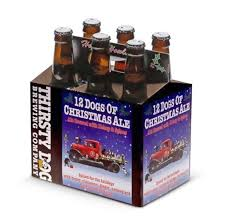 Thirsty Dog - Christmas Ale - Beernow.us - Ross Beverage