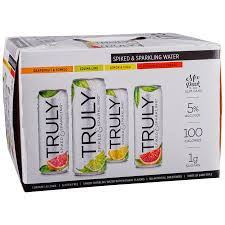 Truly - 12pk (any) Variety Mixed Spiked Water - Beernow.us - Ross Beverage