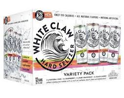 White Claw - Original Variety 12-pk - Beernow.us - Ross Beverage
