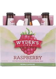 Wyder's Raspberry - 6pk - Beernow.us - Ross Beverage