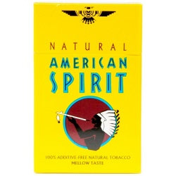 American Spirit - Yellow - Beernow.us - Ross Beverage