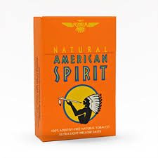American Spirit - Orange - Beernow.us - Ross Beverage