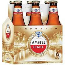 Amstel Light 6-pk - Beernow.us - Ross Beverage