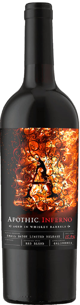 Apothic - Inferno Red Wine