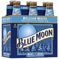 Blue Moon - Belgian Style White Ale 6-Pk - Beernow.us - Ross Beverage