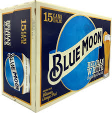 Blue Moon 15-pk can - Beernow.us - Ross Beverage