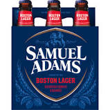 Sam Adams Boston Lager - 6 pk - Beernow.us - Ross Beverage