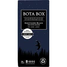 BOTA BOX - Knight Hawk Bold Red Blend 3-L