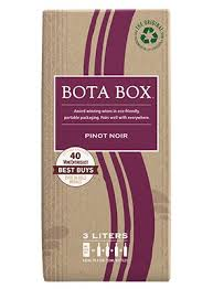 BOTA BOX - Pinot Noir - Beernow.us - Ross Beverage