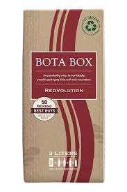 BOTA BOX - Redvolution 3-L - Beernow.us - Ross Beverage