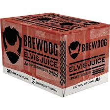 BrewDog Columbus - Elvis Juice 12-pk 16 oz
