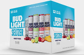 Budlight - 12pk Variety Mixed Spiked Water