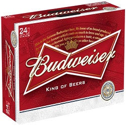 Budweiser - 24 pk-cans - Beernow.us - Ross Beverage