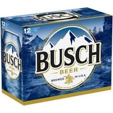 Busch 12-pk can - Beernow.us - Ross Beverage