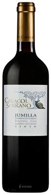 Caracol Serrano - Red Blend (Jumilla) - 90POINTS - #24 TOP 100 Best Buy
