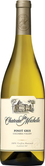 Chateau Ste. Michelle - Pinot Gris 750 ml - Beernow.us - Ross Beverage