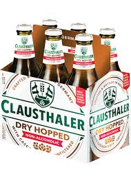 Clausthaler - Dry Hopped Non Alcoholic Beer - Beernow.us - Ross Beverage