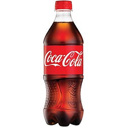 Coke 20oz - Soda - Beernow.us - Ross Beverage