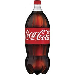 Coke 2 Litre - Soda