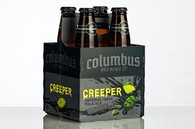 Columbus -Creeper Double IPA 4-pk