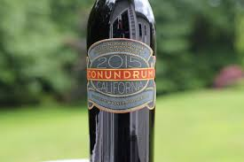 CONUNDRUM RED Blend - Beernow.us - Ross Beverage