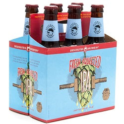 Deschutes Fresh Sqeezed IPA 6-pk cans - Beernow.us - Ross Beverage