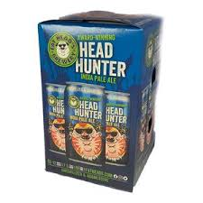 Fat Head's - Head Hunter IPA 6-pk cans - 7.5% ABV 87 IBU