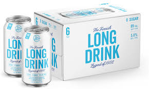 Finnish Long Drink - 6 pk - Beernow.us - Ross Beverage