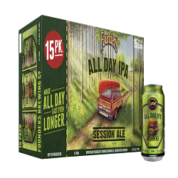 Founders - All Day IPA - 15 Pack - Beernow.us - Ross Beverage