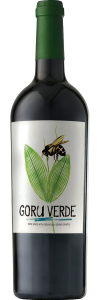 Goru Verde - Organic Red Blend - Beernow.us - Ross Beverage