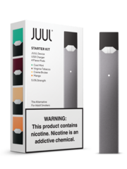 JUUL Starter Kit with 4 PODS - Beernow.us - Ross Beverage