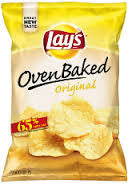 Frito Lays - Oven Baked Original 2- 1/8 oz