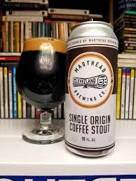MastHead - Single Origin Coffee Stout 4-pk