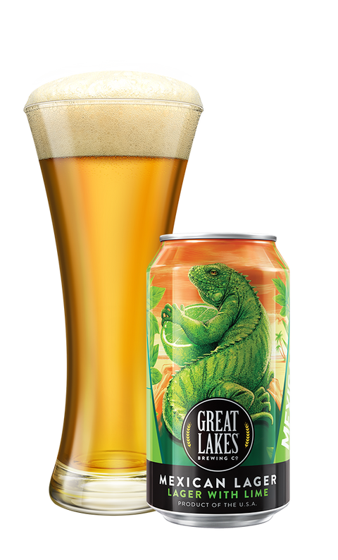 Great Lakes - Mexican Lager with Lime - 6pk