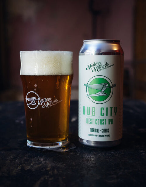 Modern Methods - DUB City - West Coast IPA