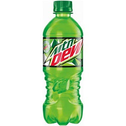 Mountain Dew 20oz - Soda - Beernow.us - Ross Beverage