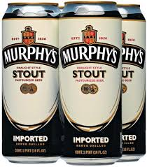 Murphy Stout 4-pk can - Beernow.us - Ross Beverage