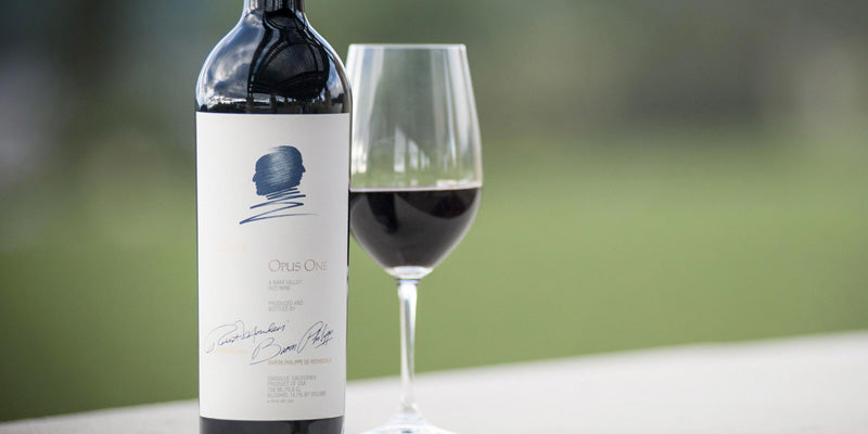 OPUS ONE - 2013 - Beernow.us - Ross Beverage