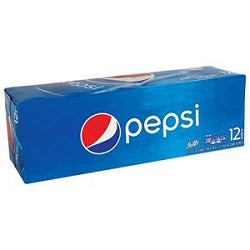 Pepsi 12 pk cans - Soda - Beernow.us - Ross Beverage