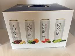 Press - 12-pk Variety Hard Seltzer Water - Beernow.us - Ross Beverage